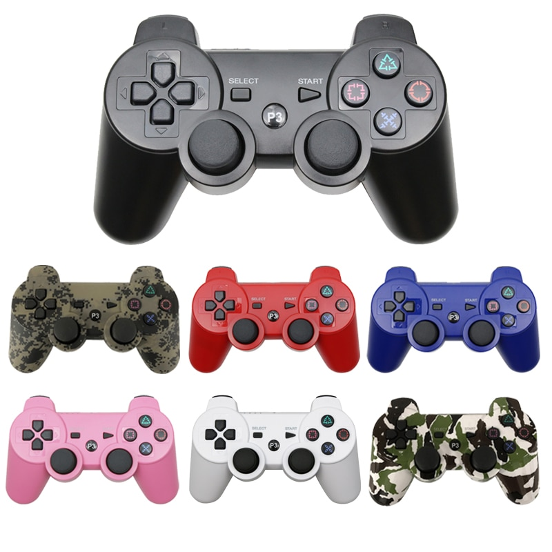 Wireless Gamepad for PS3 Joystick Console Controle For USB PC Conrroller For Playstation 3 Joypad Ac