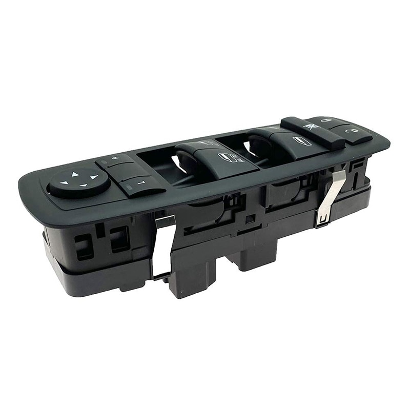 Master Power Window Switch Front Left Driver Side for Ram 1500 2500 3500 2013-2015 Chrysler Town and Country 68110866AA