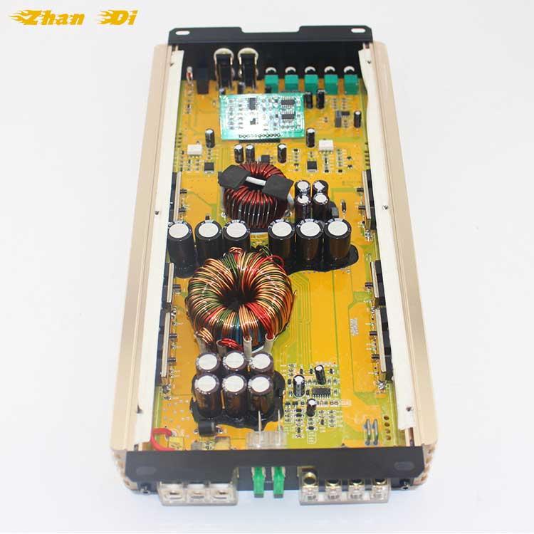 Прямые продажи с фабрики 12v Мощность аудио 1 ch класса d Автомобильные усилители моно