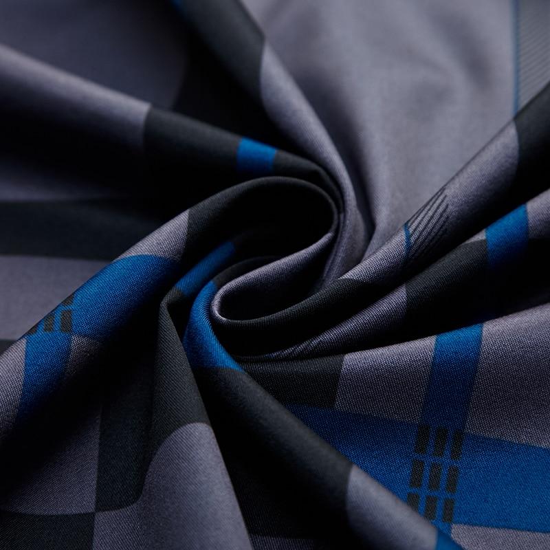 2021 Brand Casual Luxury Plaid Long Sleeve Slim Fit Men Shirt Streetwear Social Dress Vintage Shirts Mens Fashions Jersey