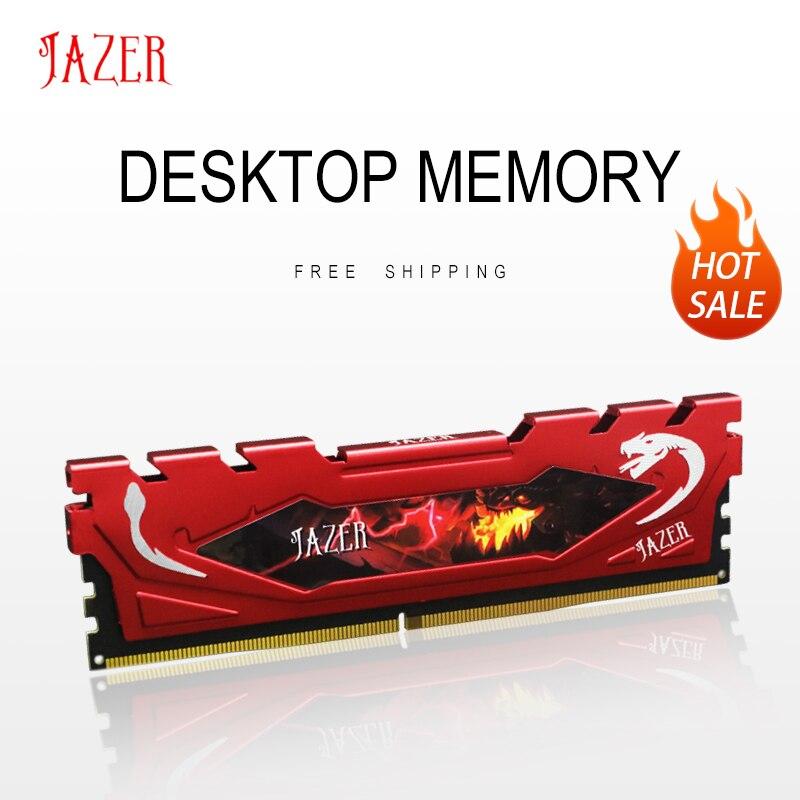ذاكرة الوصول العشوائي جازر رام DDR4 8GB 16GB 2666MHz 3000MHz DIMM لسطح المكتب