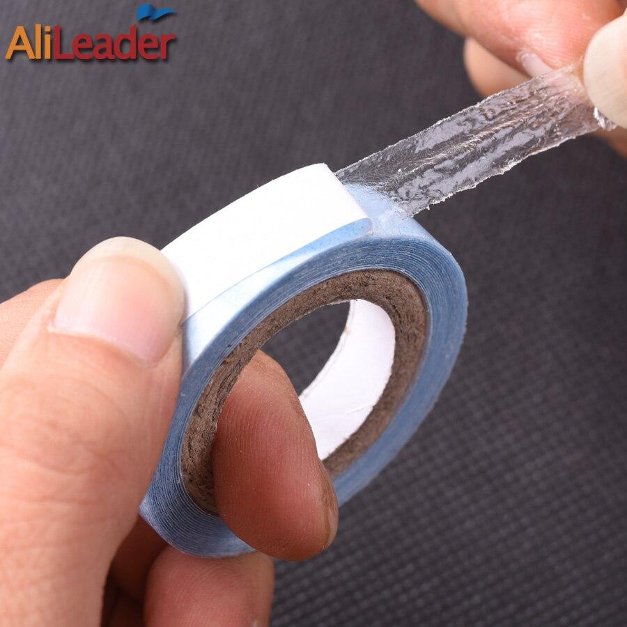 alileader 1 rolo de fita peruca para a extensao peruca de super a prova d agua ultra