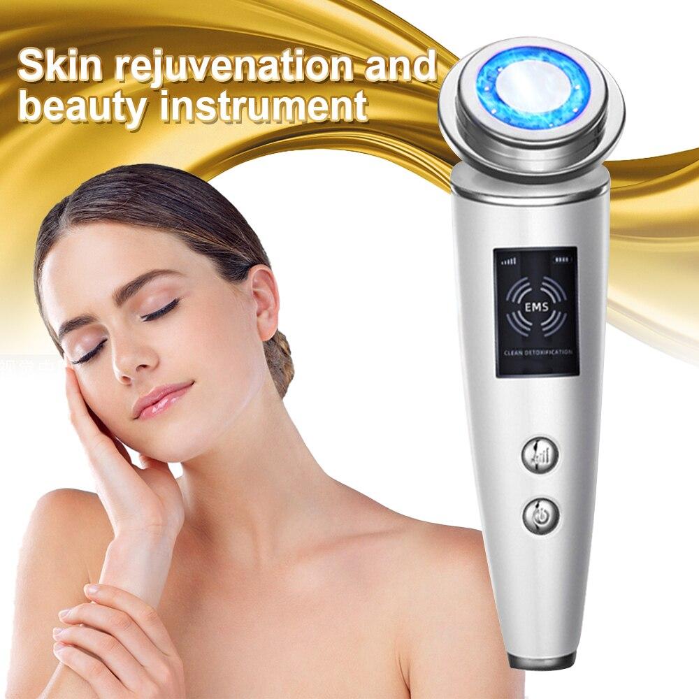 تجديد الجلد مزيل التجاعيد تردد الراديو راديو Frecuencia تجميل الوجه ترطيب الجلد ميزوثيرابي الراديو
