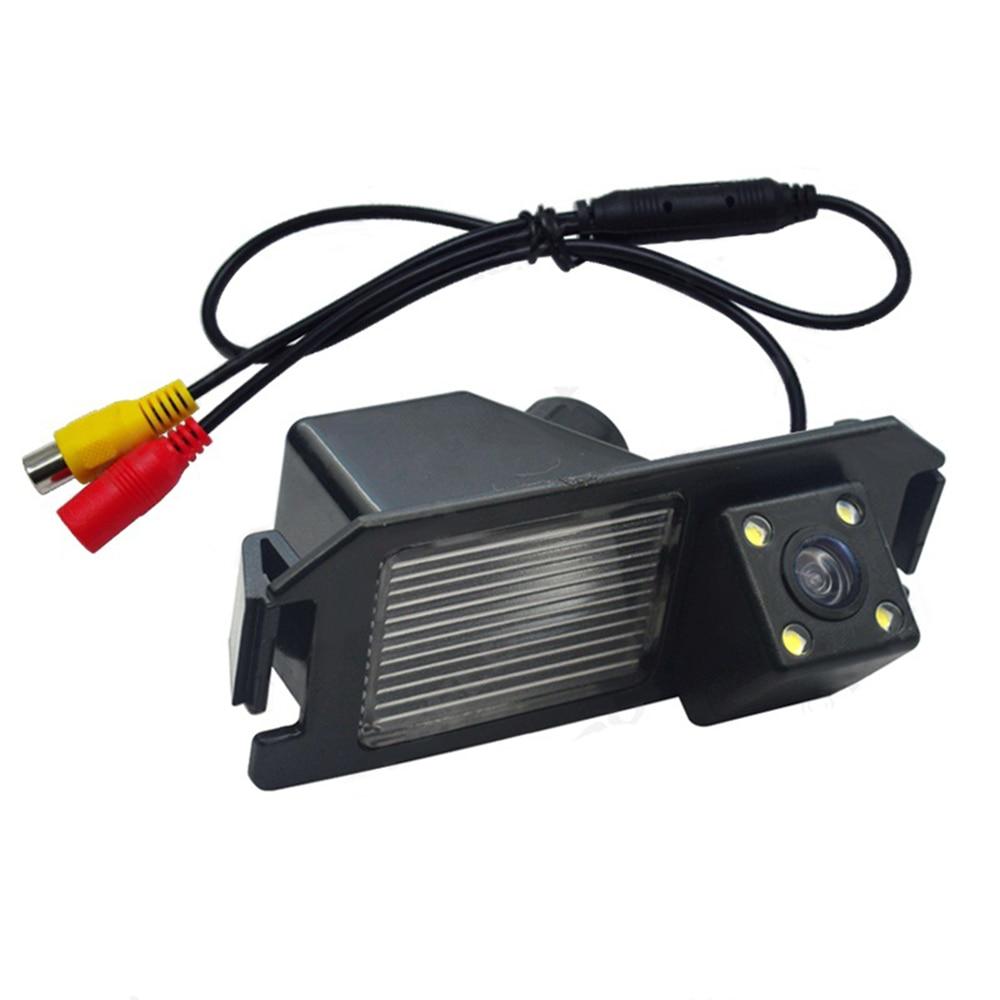 Автомобильная камера заднего вида CCD для Kia Soul 2009 ~ 2013, Автомобильная камера заднего вида, автомобильная резервная парковочная камера, беспла...