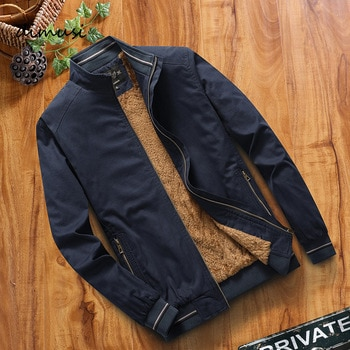 NEW Slim Fit Bomber Jacket