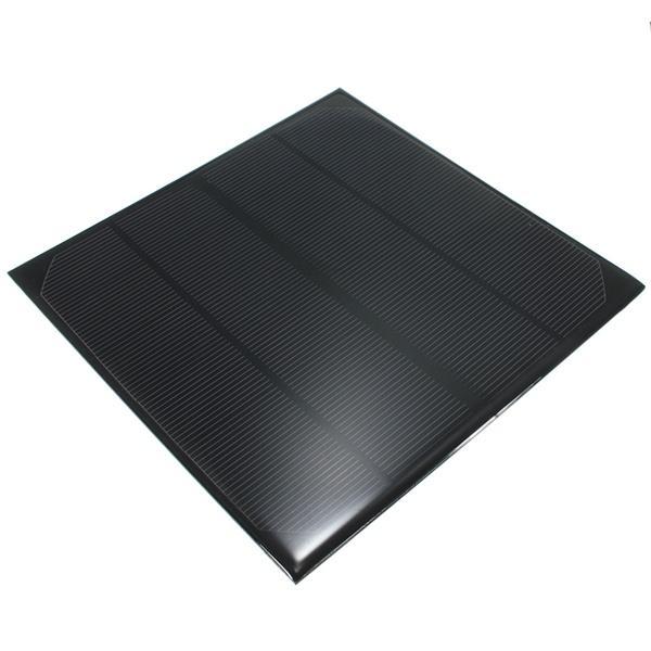Solar panel 6V 4.5W 700ma Mini Epoxy monocrystalline solar cell solar battery Free shpping