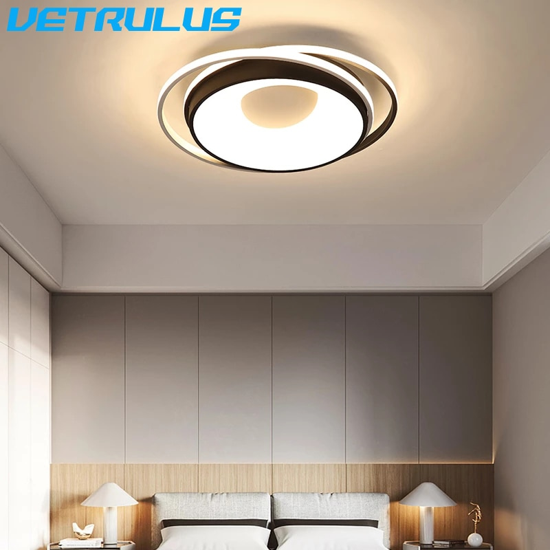 Modern Ceiling Lights LED Lamp Luminaires Ceiling Hang Lamps Surface Mounted Ceiling Lamp Decoration Indoor Lighting Fixture modern k9 crystal ceiling lights fixture led light golden round crystal ceiling lamp indoor lighting dia 40cm 60cm 80cm 100cm