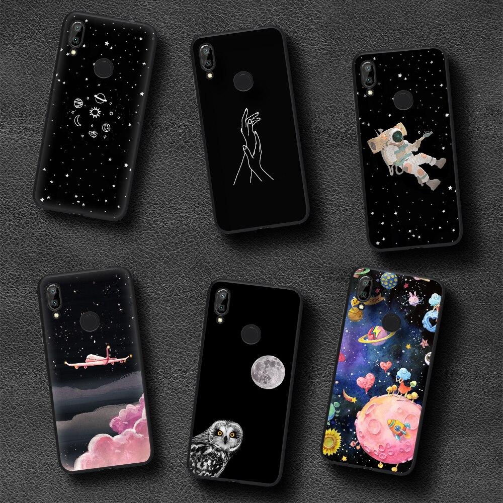 Funda trasera dibujo mate Animal bonito moda en Redmi Note 7 Pro funda para Redmi Pro S2 5 4 3 2 funda de teléfono pintada genial