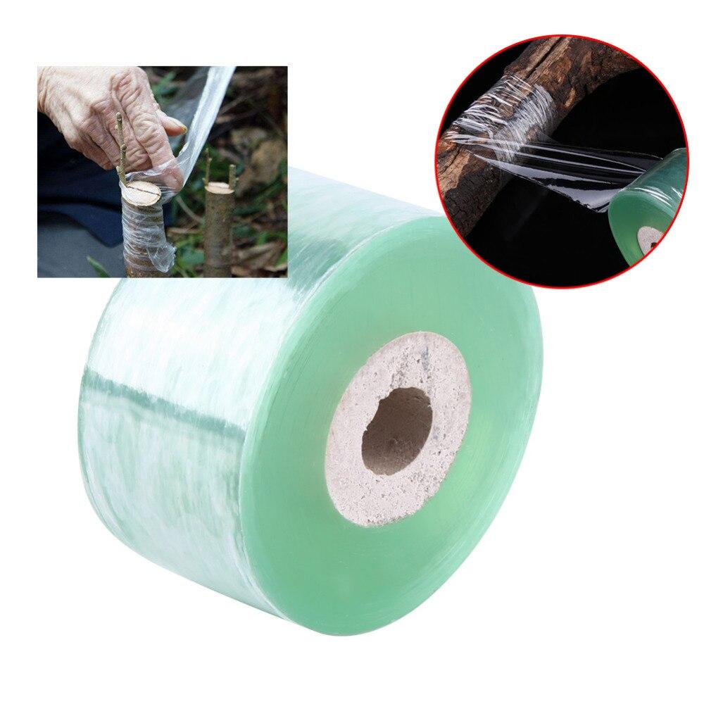 Cinta de injerto de 2/2, 5/3 cm, herramientas de jardín, tijeras para secar árboles frutales, cinta de jardinería, cinta de injerto de árboles frutales de PVC