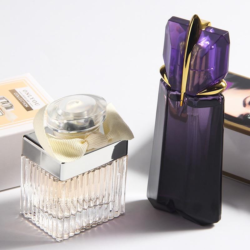 JEAN MISS, модный бренд, натуральный женский дезодорант, Цветочный распылитель, Женский спрей, стекло, долговечный дезодорант