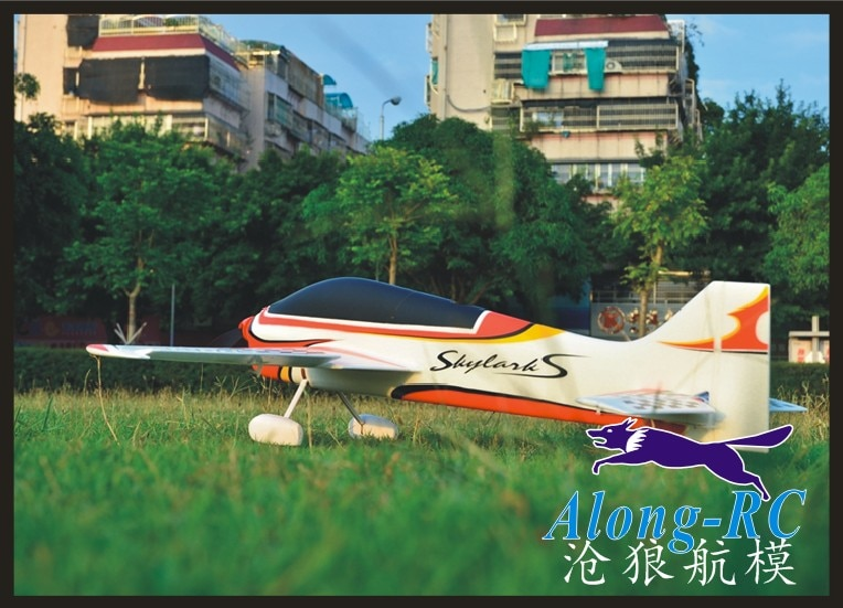 RC EPO Plane Sport RC Airplane  Model Hobby F-3A  1000mm Wingspan F3A Skylarks 3A RC Aircraft  (have kit set or PNP set ) enlarge