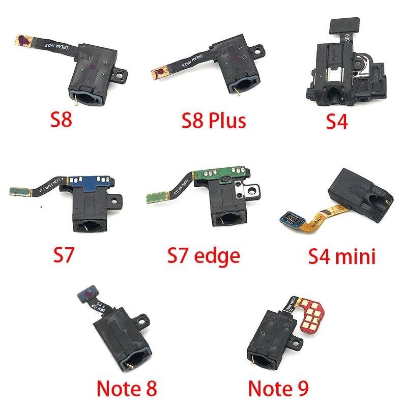 Cable flexible para auriculares Samsung Galaxy S10 S10e S9 S8 Plus S7...