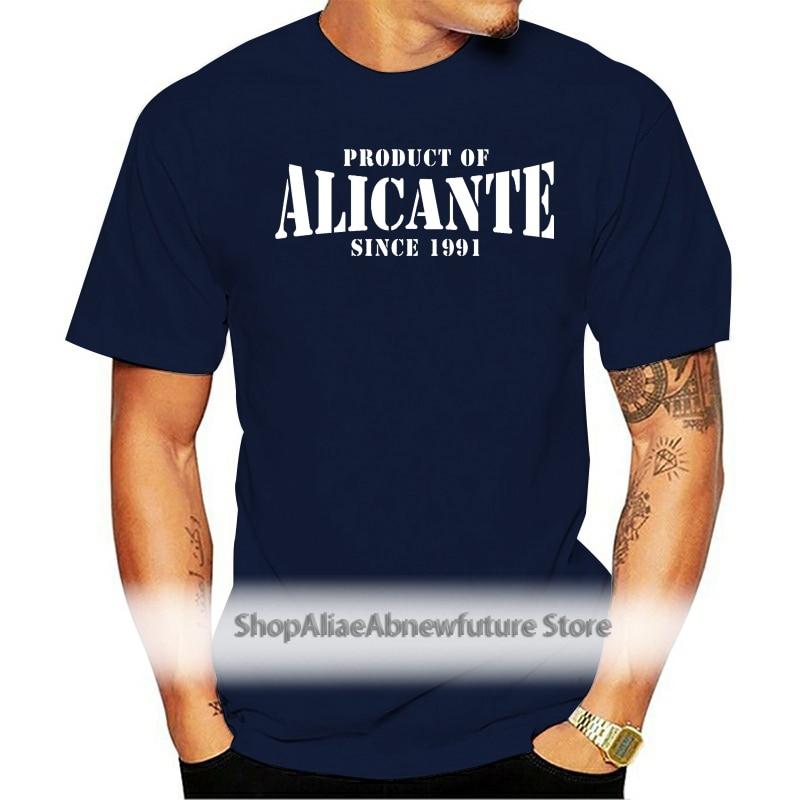 Camiseta con cuello redondo de moda para hombre, Camiseta con estampado informal...