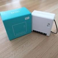 Mini commutateur intelligent  commutateur intelligent sans fil WiFi pour la maison  pour Alexa Google Sonoff