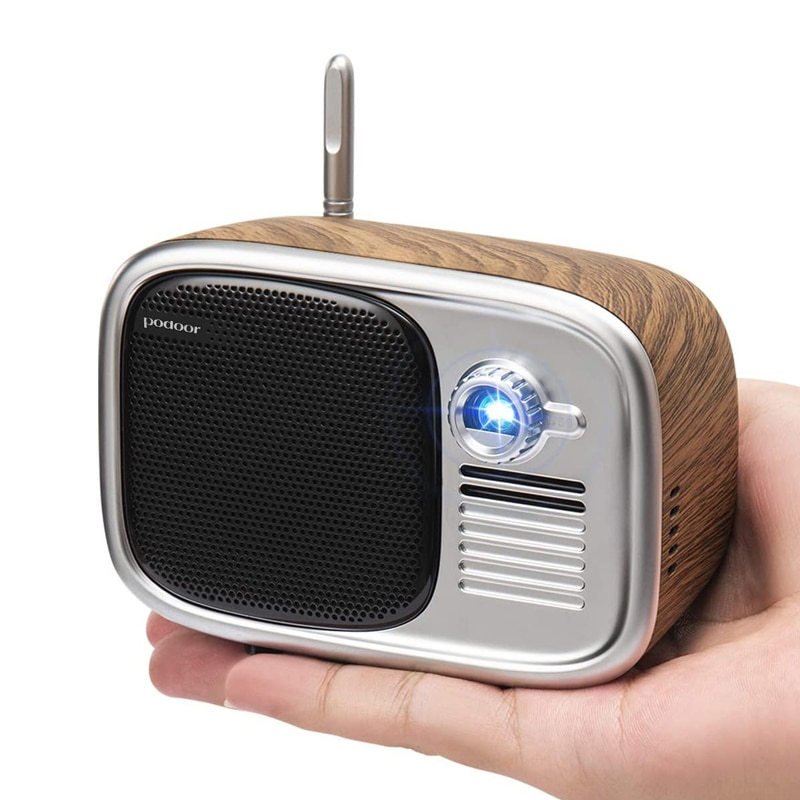Etro-جهاز عرض صغير متعدد الشاشات ، جهاز عرض تفاعلي محمول عالي الدقة للألعاب الرقمية
