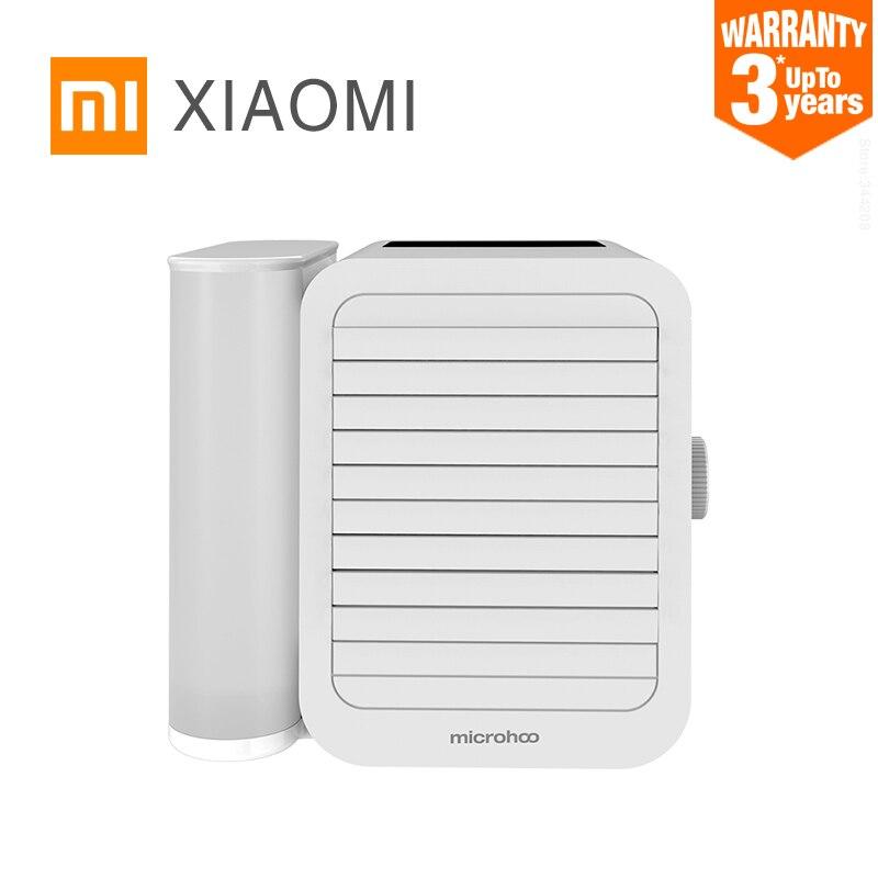 Мини вентилятор XIAOMI MIJIA Microhoo, персональный портативный USB вентилятор для дома|Очистители воздуха|   | АлиЭкспресс