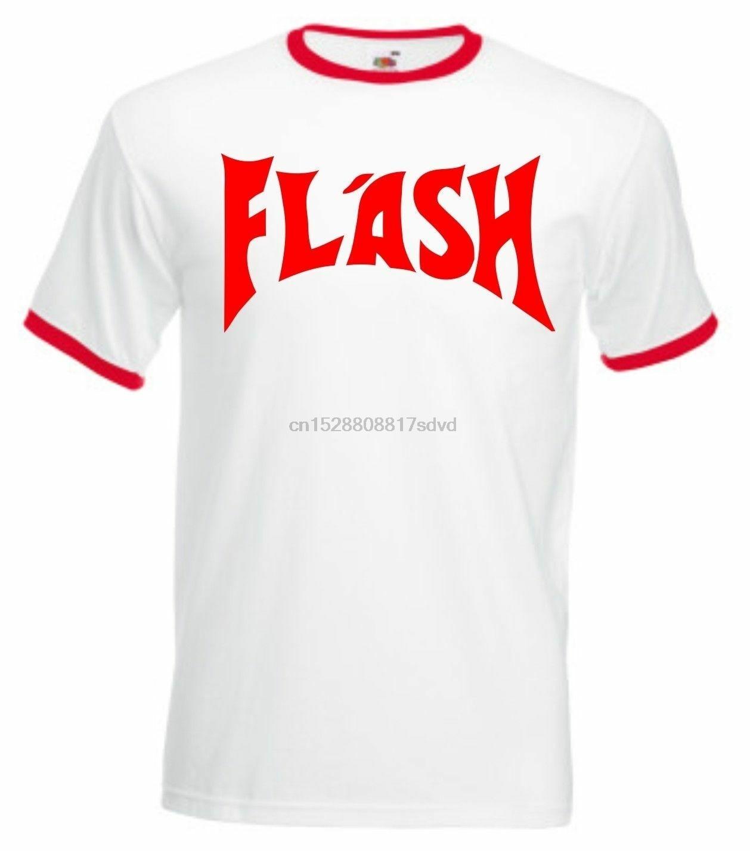 Flash Gordon T Shirt 80S Movie Retro Fancy Dress Freddie Mercury - Stag Cool