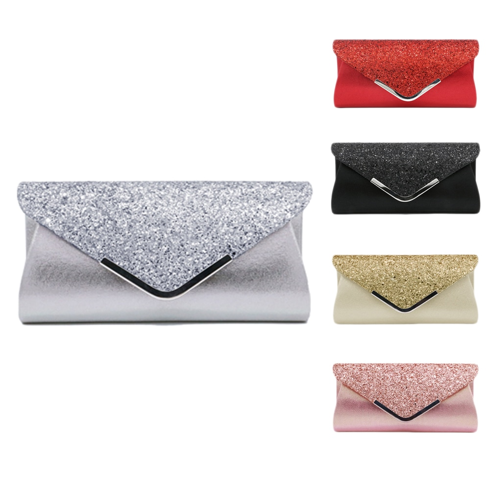 Women Evening Clutch Bag Female Crystal Day Clutch Wedding Purse  Party Banquet Black tote bags for women sparkling sequins ladies wedding clutch bags fashion women gold silver evening bag party evening envelope clutch bag wallet tote