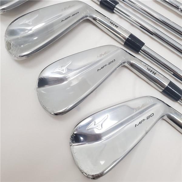 New men Golf club 8PCS golf iron MP20 irons Set Golf Forged Irons Golf Clubs 3-9P R/S Flex Steel Shaft