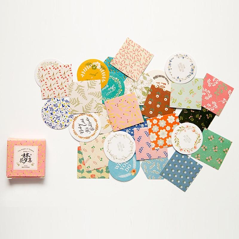 40-pz-pacco-carino-fiore-sogno-adesivi-memo-pad-postato-si-kawaii-planner-scrapbooking-cancelleria-sticker-escolar-scuola-forniture