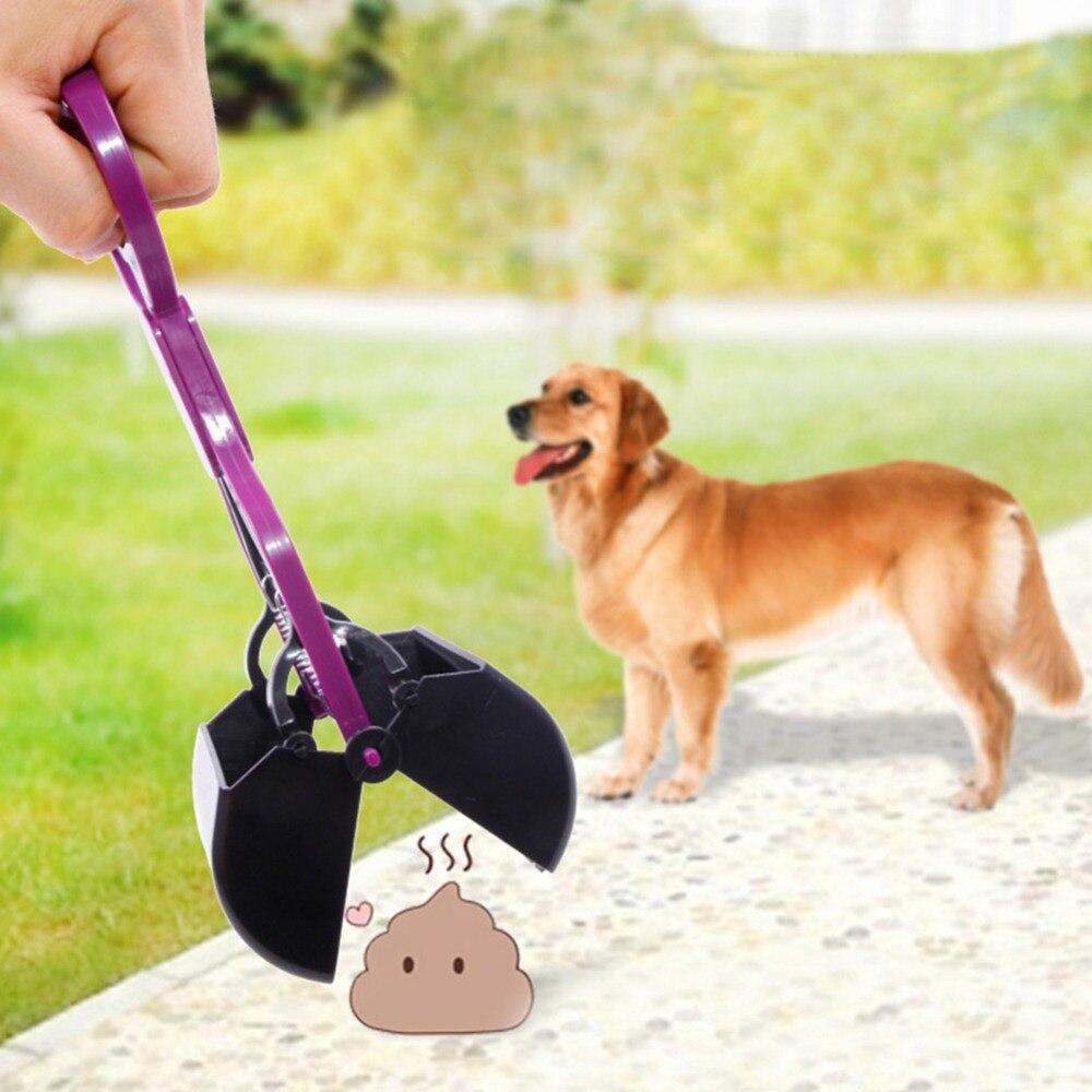 1 Pc Durable, suministros para mascotas accesorios para caca de perro o mascotas Scooper clip para recoger patio limpieza pala herramienta