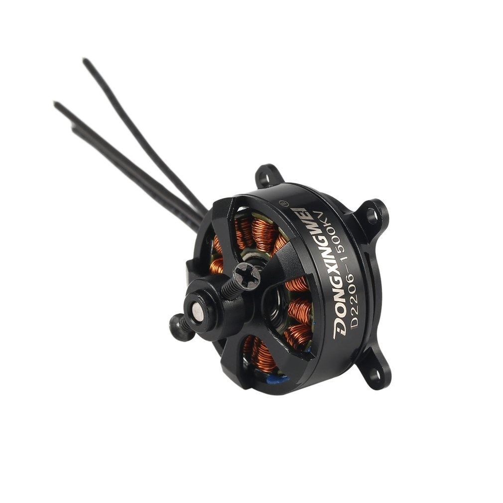 DXW D2206 1500KV 2-3S Brushless Motor For RC FPV Fixed Wing Drone Airplane Aircraft Quadcopter Multicopter UAV недорого