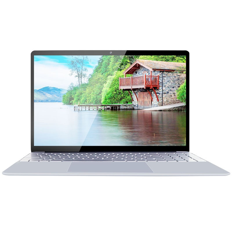 Promo 15.6″ Metal Case 1920*1080 Laptop Celeron J3455 J3355 DDR4 Ultrabook Computer TN Screen 6G/8G RAM 128G/256G/512G Netbook PC