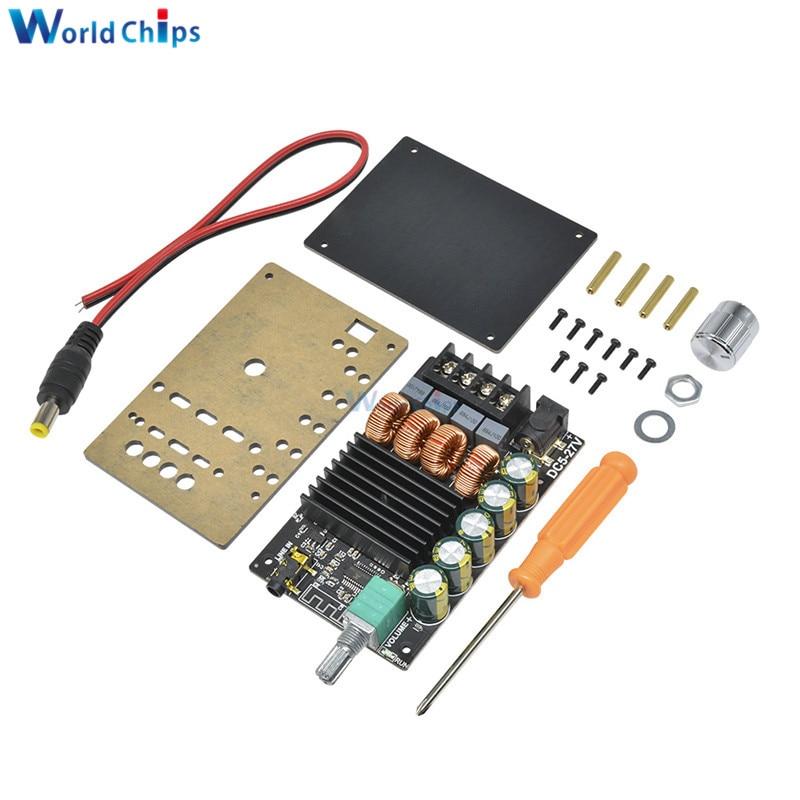 ZK-1002L ZK-1002 Hi-Fi 100WX2 TPA3116 Bluetooth 5,0 высокомощный цифровой усилитель стерео плата AMP Amplificador аудио домашний кинотеатр