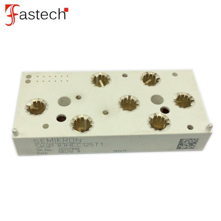 Componentes electrónicos SKIIP83EC125T1 nuevo módulo de potencia de transistor original módulo IGBT