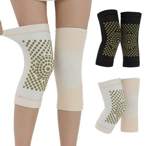1 Pair Wormwood Heating kneepads Inner Wear Leggings To Keep Warm Men And Women Moxibustion Legs Coldproof Knees Joints Cover