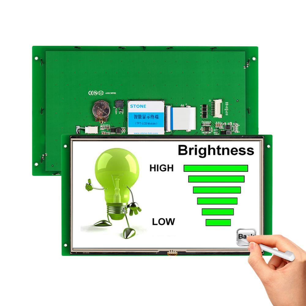 Фото - Flexible Intelligent Touch Screen Displays 10.1 Inch TFT LCD Module with Controller Board & UART Port b116xw02 v 0 lcd displays