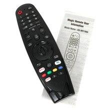 Nowe oryginalne do LG AN-MR19BA magiczny pilot do telewizora do wyboru 2019 Smart TV do 75UM7600PTA 86UM7600PTA AM-HR19BA brak głosu