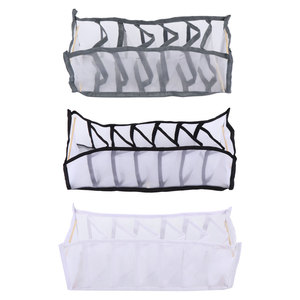 3Pcs Durable Underpants Storage Boxes Stacked Organizing Box for Home