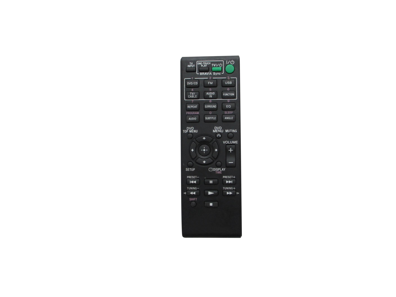 Control remoto para Sony RM-ADU138 148997311 DAV-TZ140 HBD-TZ140 SS-CT121 SS-TS121 SS-WS121 DVD...