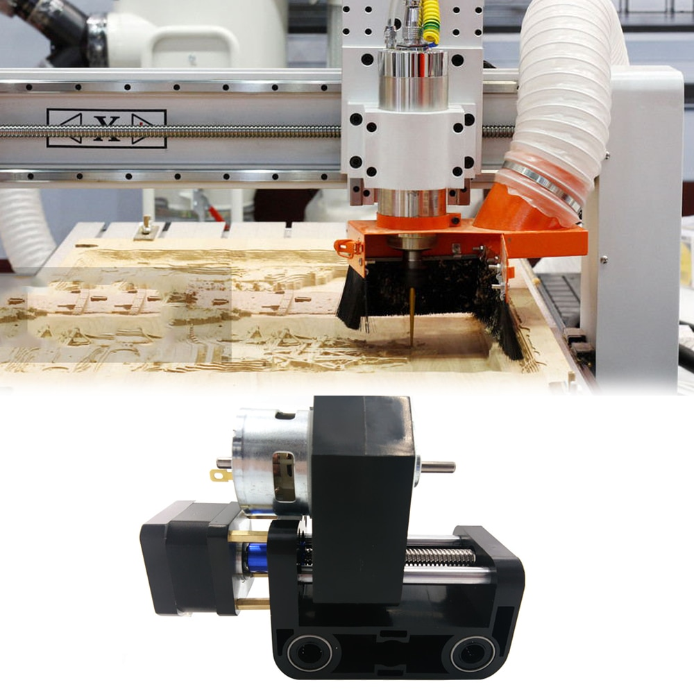 DIY Laser CNC Engraving Machine Adapts To CNC 3018/2418/1610 Engraving Machine Z-axis Injection Molded Accessories grbl cnc offline 3 axis controller board for 3018 pro 1610 2418 3018 engraving 28tc