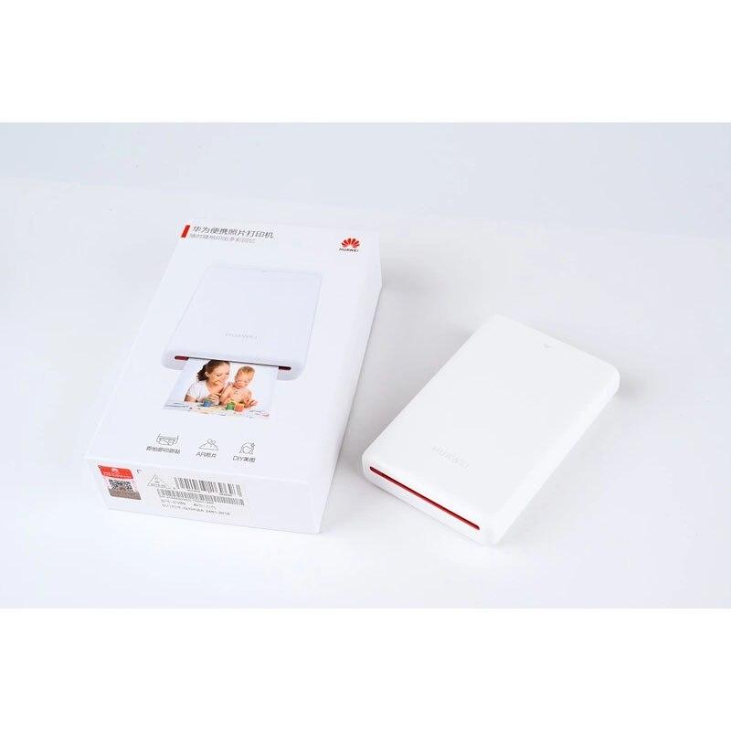 Original Huawei Photo Printer CV80 Portable Pocket Polaroid Mini Phone Bluetooth No Ink2* 3Inch global version