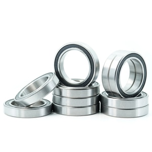 6805 2RS Bearing 25*37*7 mm ( 10 PCS ) ABEC-1 Metric Thin Section 61805RS 6805 RS Ball Bearings 6805RS