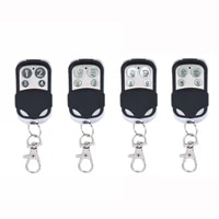 smc908 cloning duplicator key fob a distance remote control 433mhz clone fixed learning code for gate garage door 2021 hot sale