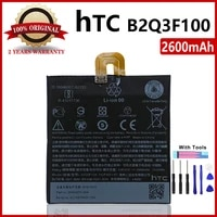 100 original 2600mah b2q3f100 b2q3f100 battery for htc htc u11 life phone high quality batteries with toosltracking number