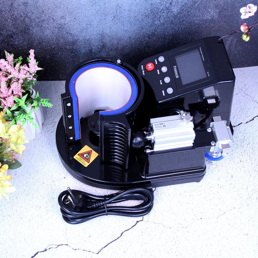 Цифровой струйный принтер для кружек, мини комбинированный тепловой пресс, устройство 280 Вт, автоматическая сублимация