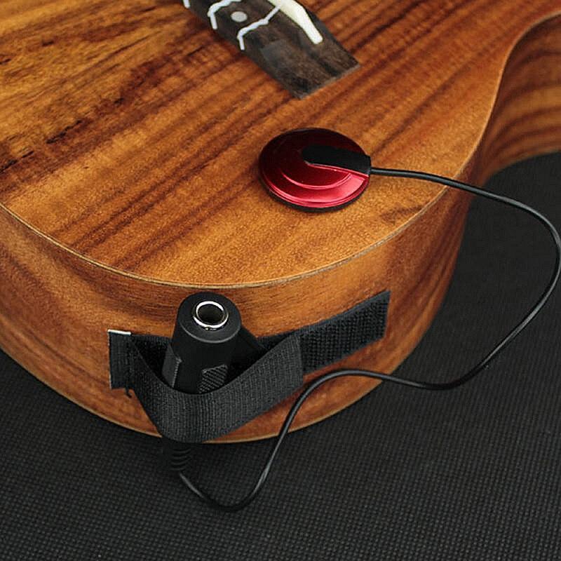 Guitarra violín Banjo mandolina Ukulel de plástico duradero recogida de guitarra profesional...