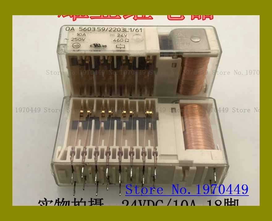 OA 5603.59/2203L1/61 24V 18