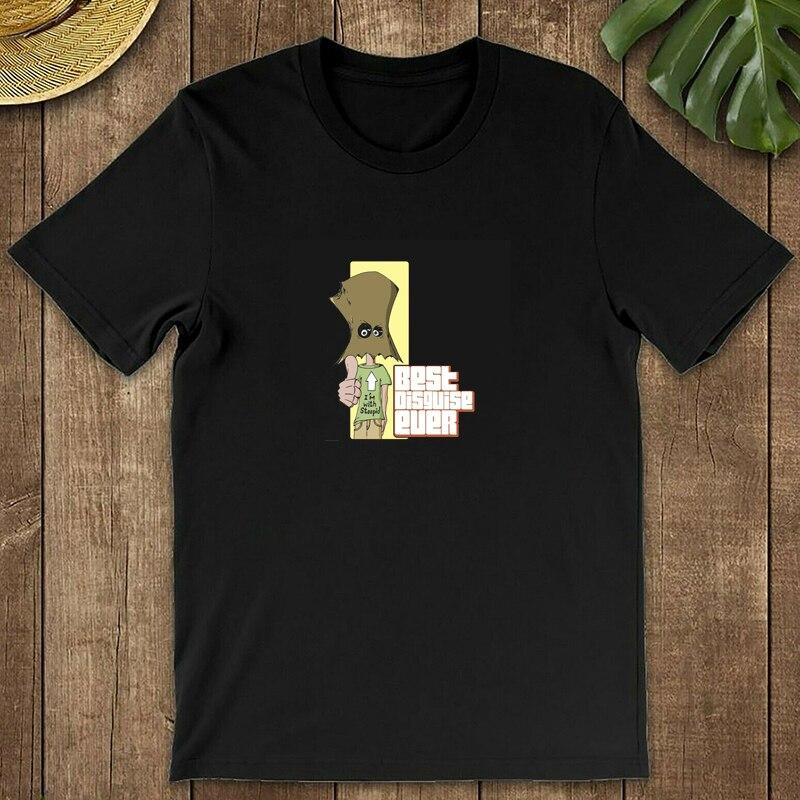 La mejor camiseta de disfraz para mujer, camiseta Harajuku para mujer, camiseta de dibujos animados Ulzzang, camiseta gráfica a la moda