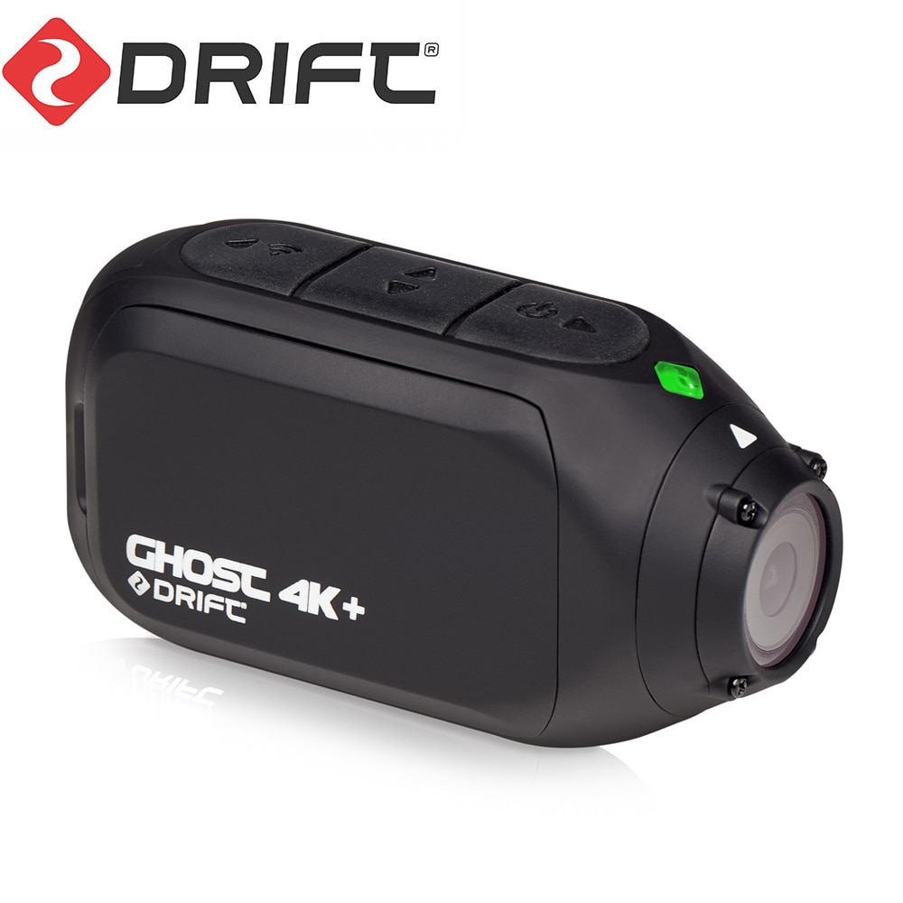 Drift Ghost X XL HD 4K+ Plus Video Action Camera For Helmet Bicycle Motorcycle Body-Worn Recording Cameras Waterproof Sport Cam