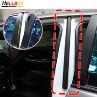 car window pillar sealing strip for vw passat b6 b7 b8 b5 golf 6 7 mk7 jetta mk5 mk6 polo sedan protector noise sound insulation