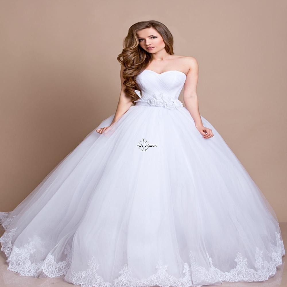 Belle chérie dentelle une ligne robes De mariée blanc ivoire Organza robes De mariée en queue De poisson Vestido De Noiva Court Train
