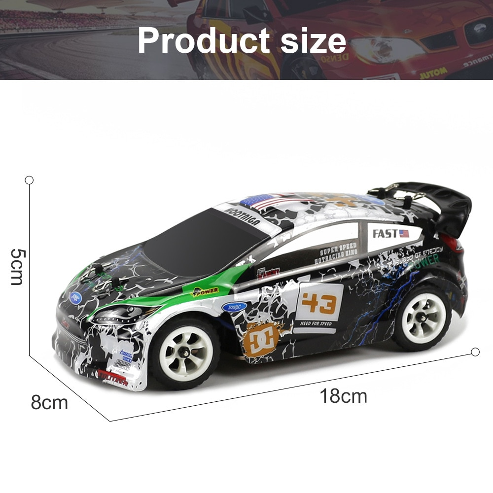RC Cars Mini Car High Speed Sports Car Radio Remote Control Micro Racing Car Models Toy For Children Boys Birthday Gifts enlarge