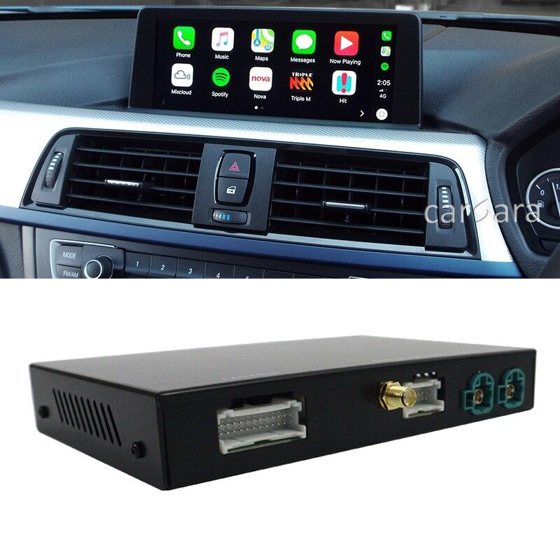 Kit de integración CarPlay para M3 F80 2014-2016 con sistema NBT, adaptador automático Android, interfaz apple carplay, ios 13, iphone airplay