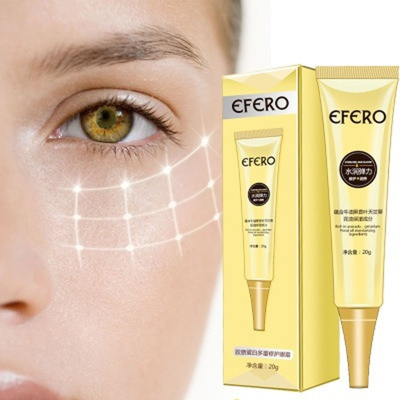 efero eye cream skin care eye essence whitening anti aging anti wrinkle remove dark circles eye creams puffy eyes face cream EFERO Eye Cream Skin Care Eye Essence Whitening Anti Aging Anti Wrinkle Remove Dark Circles Eye Creams Puffy Eyes Face Cream