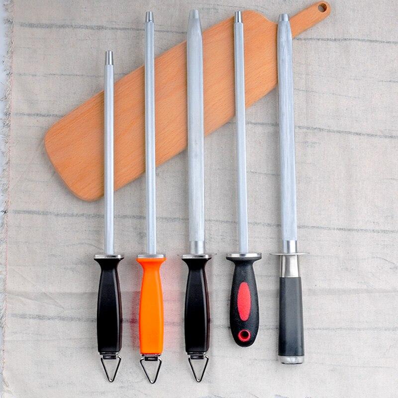 RSCHEF 1 шт. острый ener Профессиональный Жесткий острый стержень острый нож кухонный нож ручной металлический musat Mousata